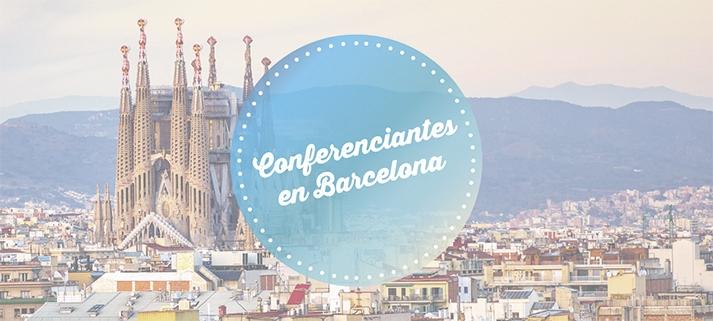 conferenciantes en barcelona