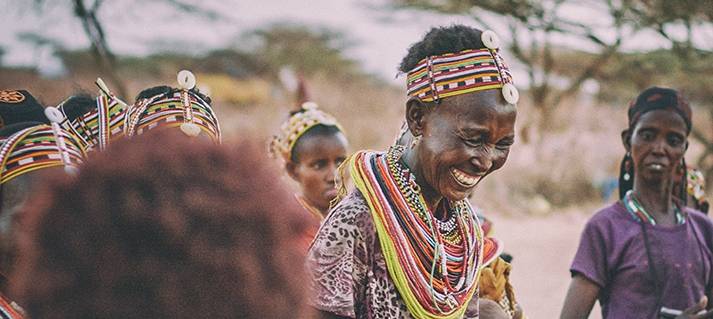 fiesta tematica africana