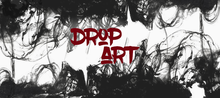 drop art artista plastico