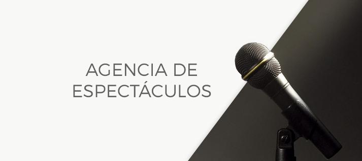 agencia de espectaculos