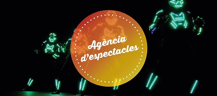 agencia espectacles
