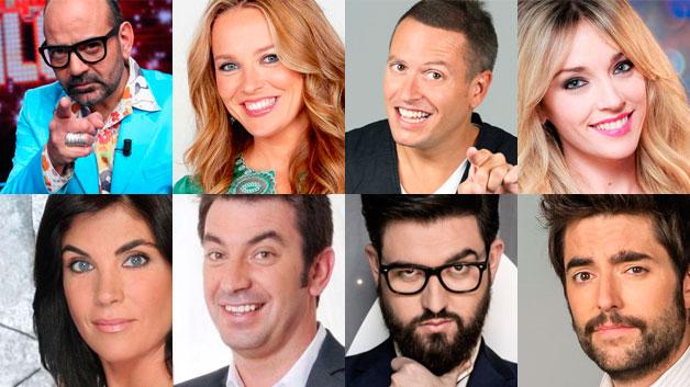 presentadores de eventos