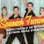 spanish fusión espectaculo de ritmos latinos para eventos