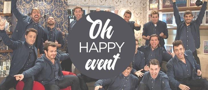 oh happy event