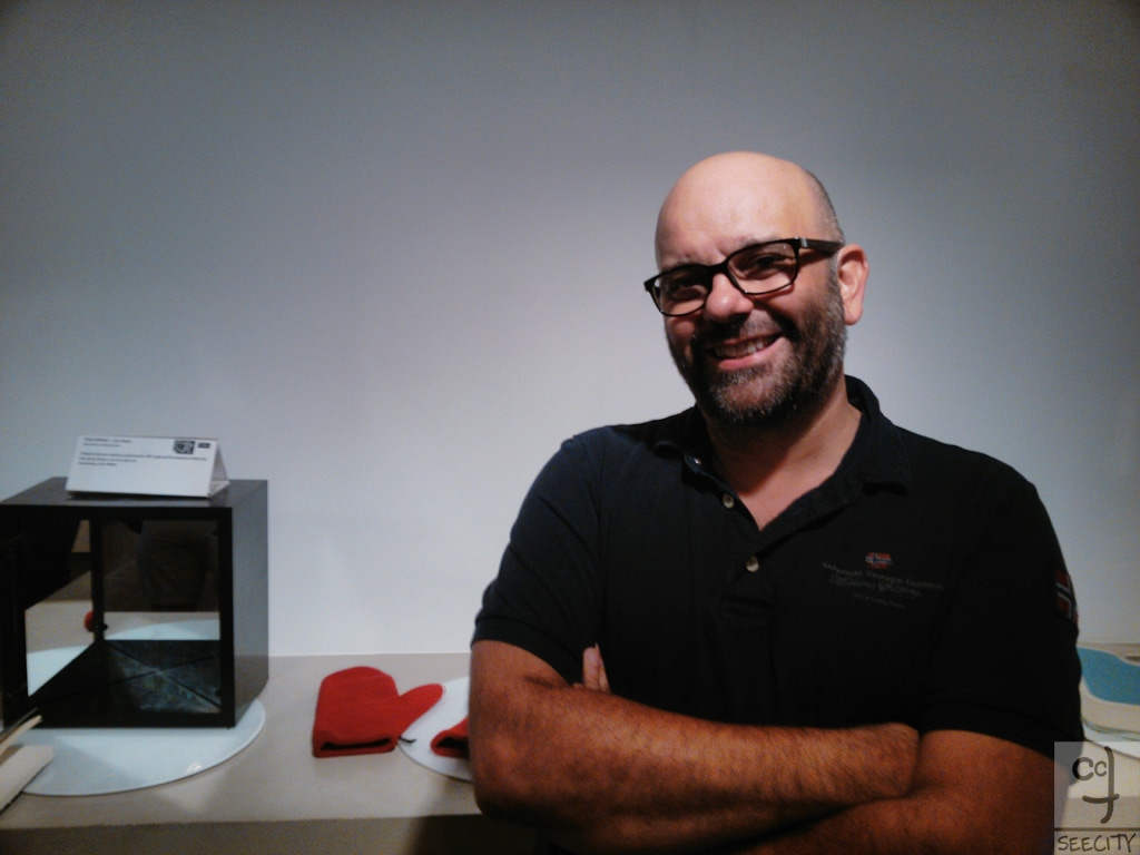 attic feria internacional de ideas e inventos - Contratar Pep Torres Contratación