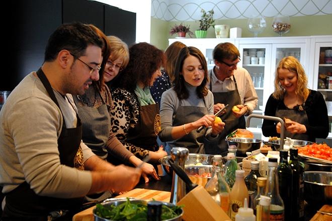taller de cocina actividades para empresas