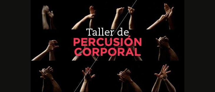 taller percusión