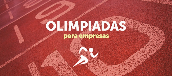 Olimpiadas para empresas