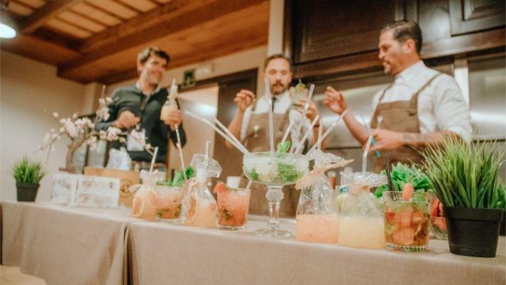 taller de cocteleria