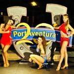 bailarines port aventura