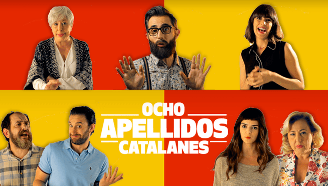 trailer ocho apellidos catalanes