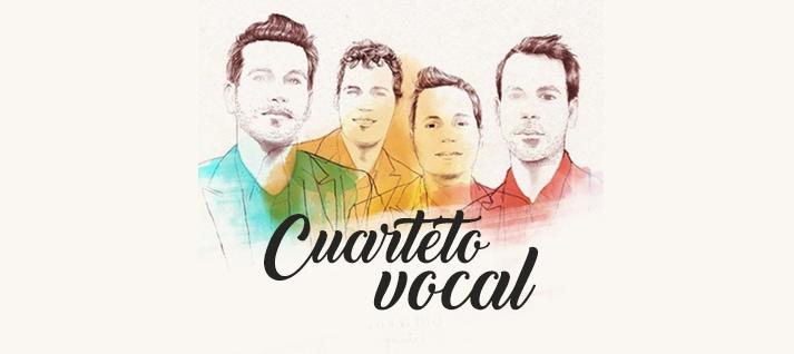 cuarteto vocal para eventos