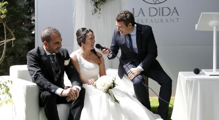 maestro de ceremonias para bodas