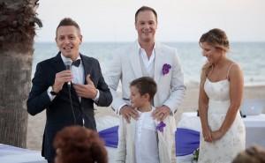 maestro de ceremonias de bodas enric