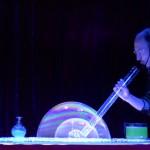 bubbles espectaculo de burbujas