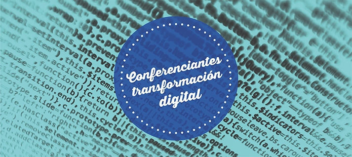 conferenciantes transformación digital