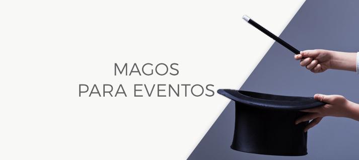 magos para eventos madrid