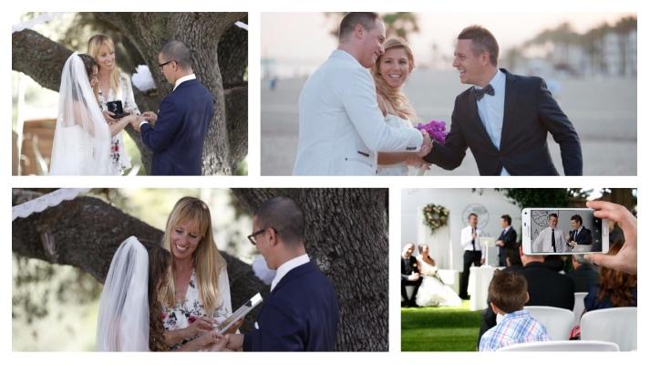 oficiante de bodas en canarias