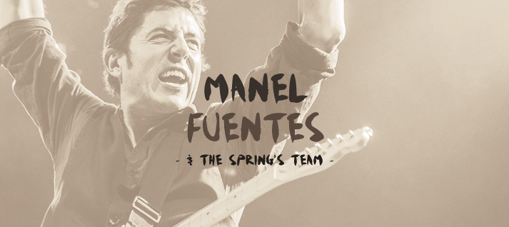 manel fuentes the springs team