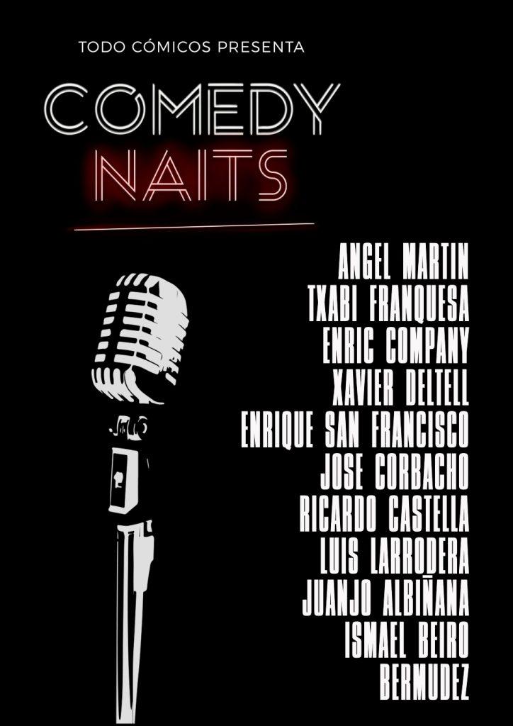 Contratar Comedy Naits
