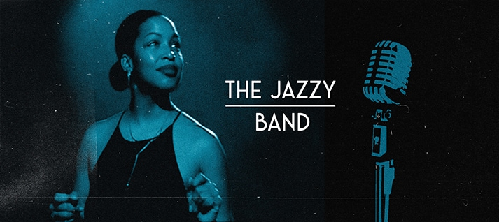 contratar THE JAZZY BAND