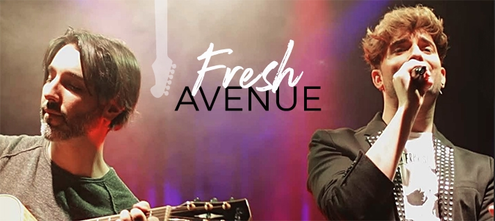 contratar fresh avenue versiones covers