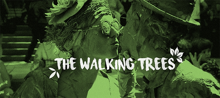 The Walking Trees