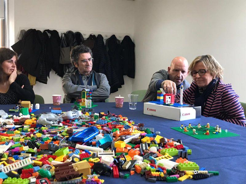 contratar lego serious play