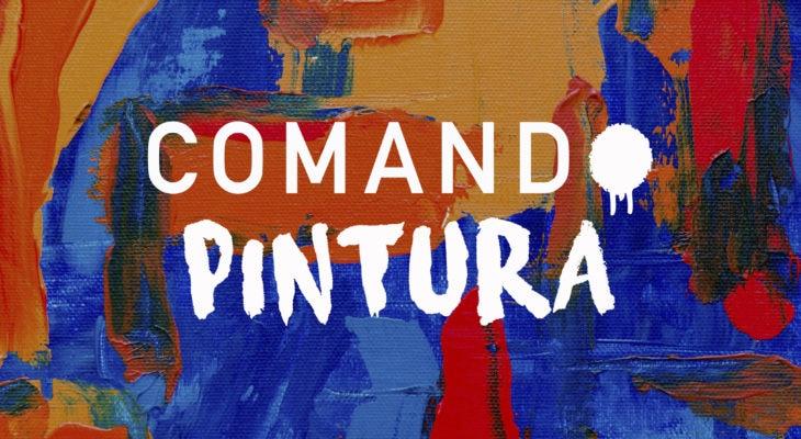 comando pintura