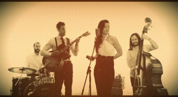 contratar rosebud swing quartet