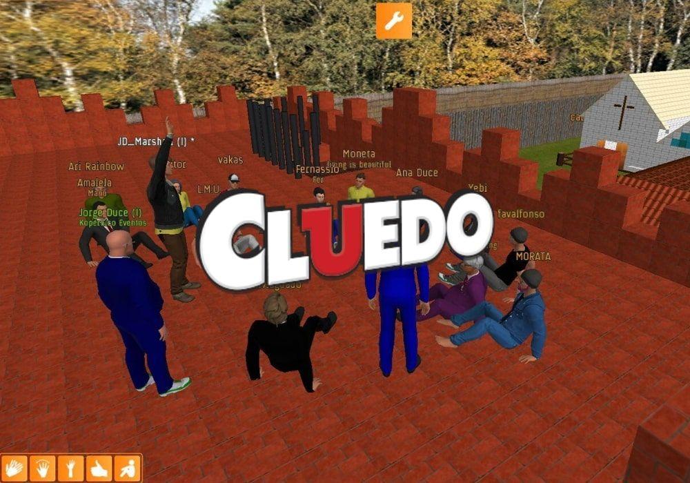 Cluedo-Virtual