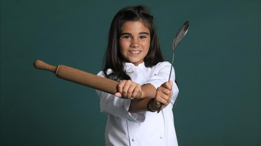 contratar Paula Masterchef Junior