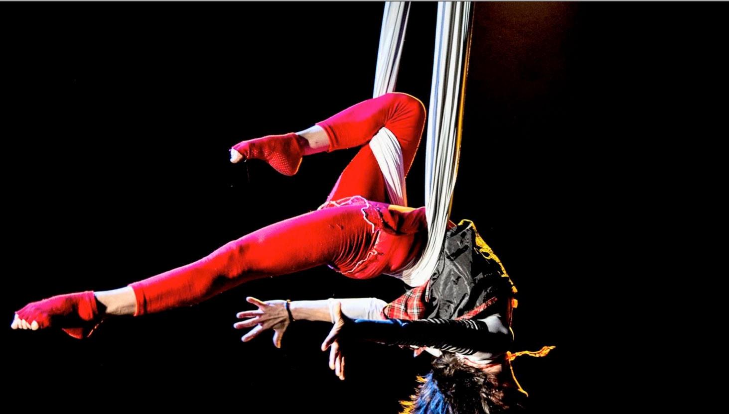 artistas de circo para eventos y fiestas