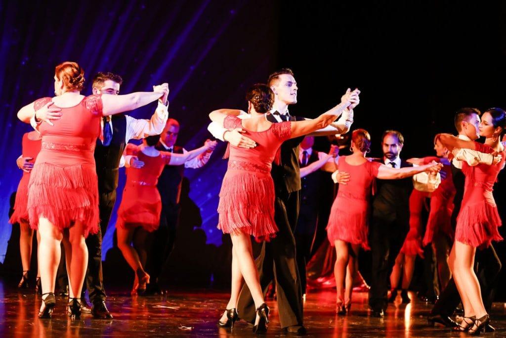 espectaculos de baile de salon para eventos