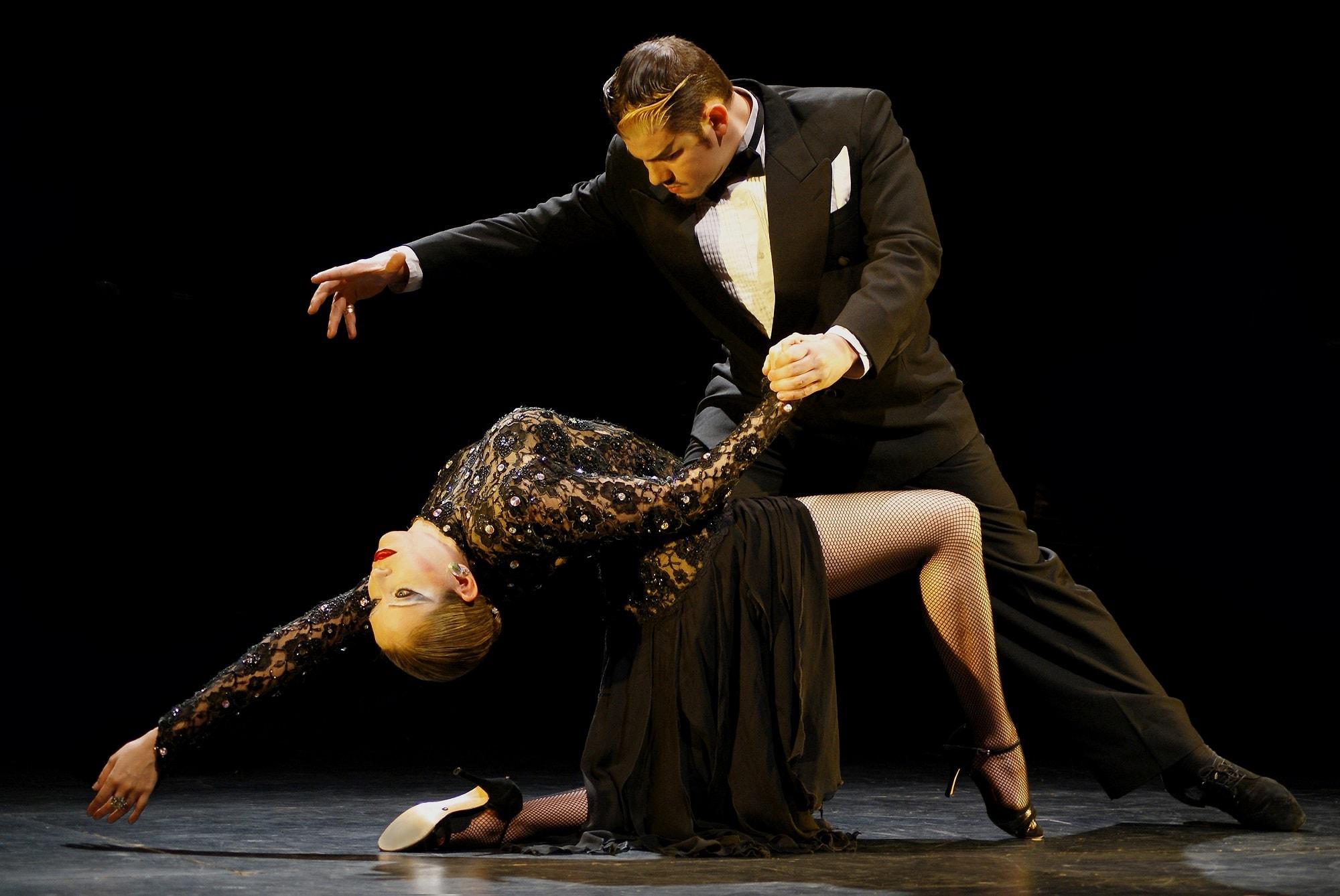 espectaculos de tango para eventos