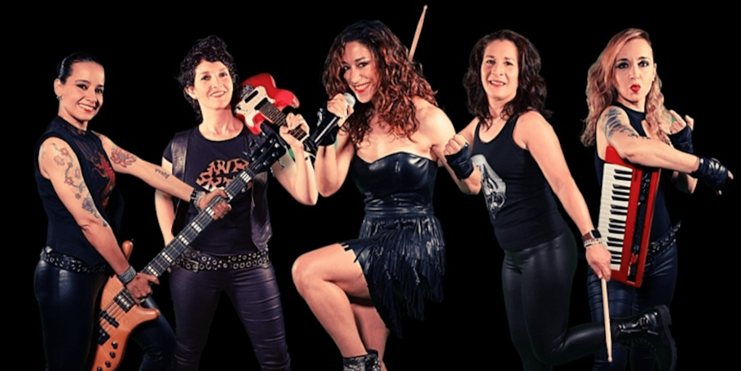The Rocking Ladies