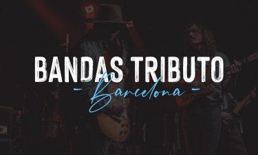 bandas tributo barcelona
