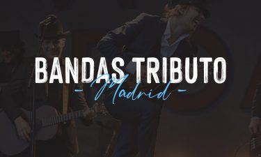 bandas tributo madrid